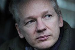 WikiLeaks founder Julian Assange .  Click image to expand.