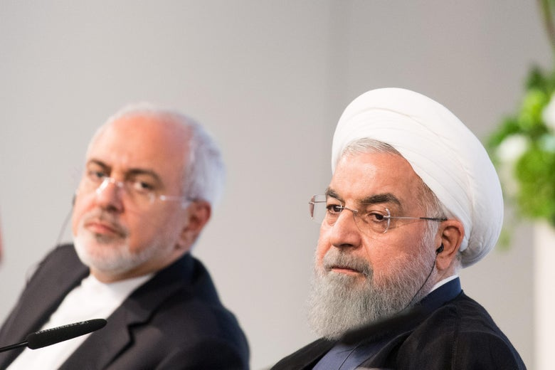 The Iran Deal Is Finally Starting to Collapse