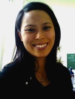 Author Sianne Ngai.