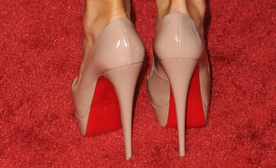 e0bee6cf45a Kathryn Ruemmler wears shoes: How journalists use Louboutins and ...