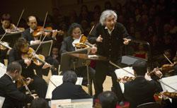 Japanese conductor Seiji Ozawa. Click image to expand.