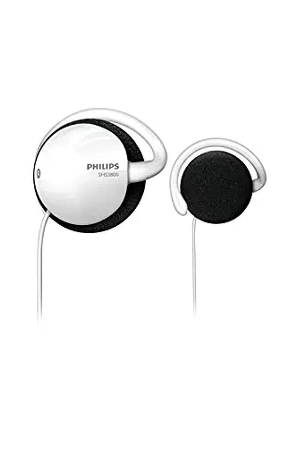 Philips ear-clip headphones
