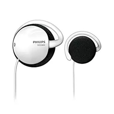 Philips ear-clip headphones