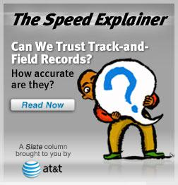Speed Explainer: Can We Trust Track-and-Field Records?