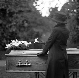 Coffin.