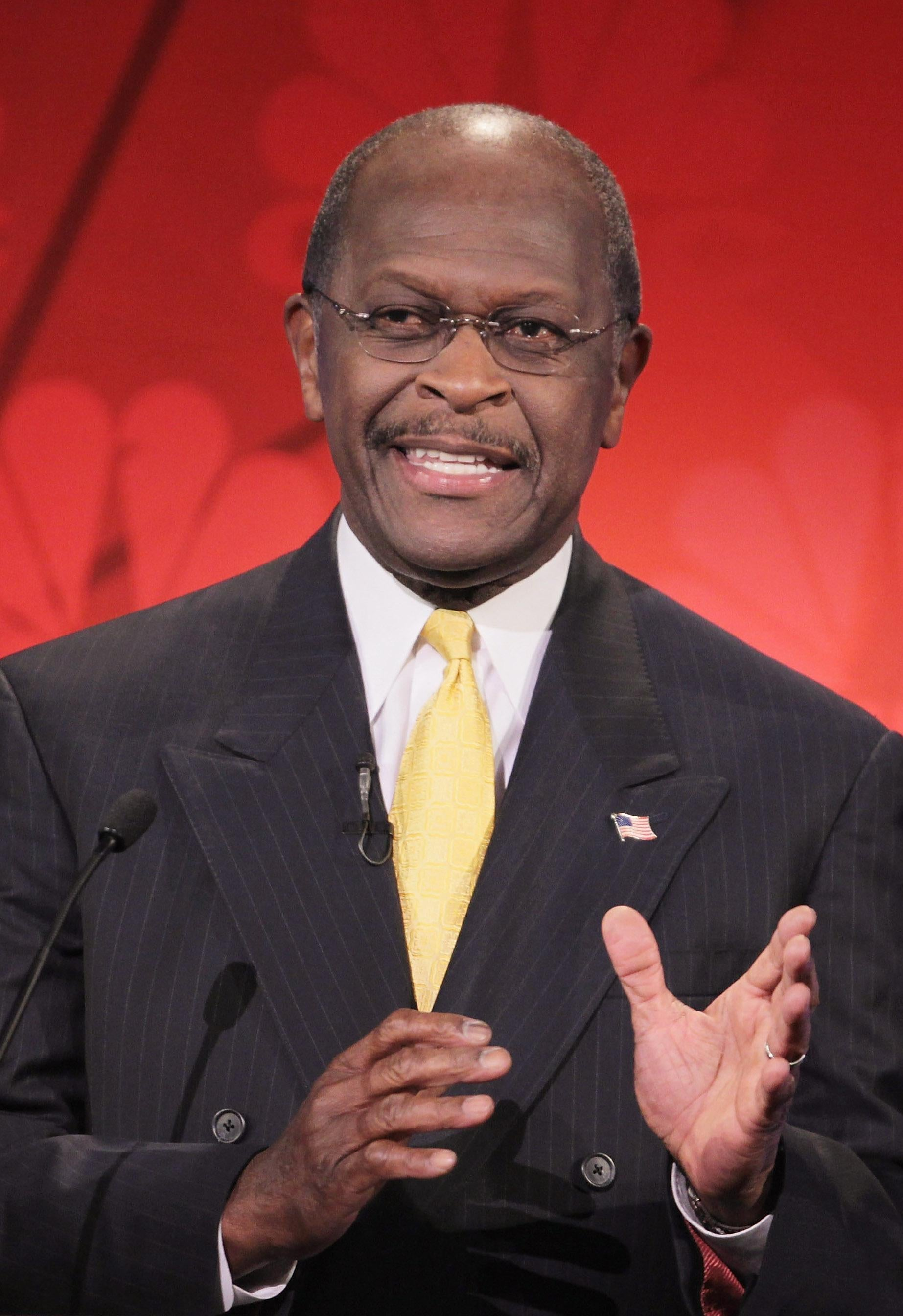 Political positions of Herman Cain - Wikipedia  |Herman Cain