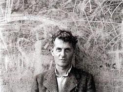 Ludwig Wittgenstein in 1947.