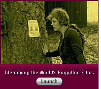 Click to launch a slideshow on silent films.
