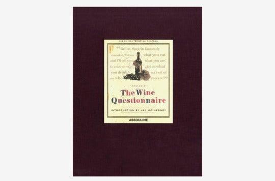 Wine Questionnaire (Classics).