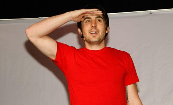 Digg founder Kevin Rose attends a taping of Diggnation, a pop culture-centric Internet TV show, on August 5, 2009 in Las Vegas, Nevada.