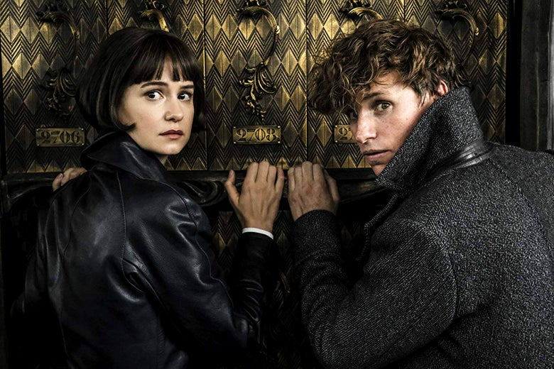 Fantastic Beasts: The Crimes of Grindelwald review: The worst Harry Potter movie ever.