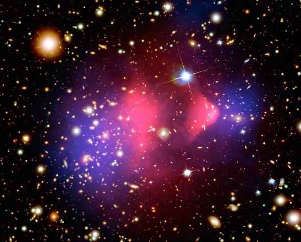 NASA Finds Direct Proof of Dark Matter