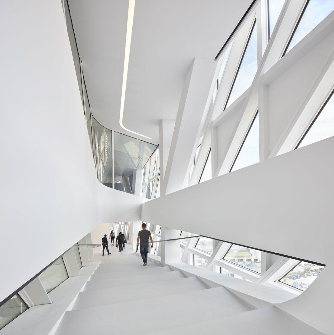 ZHA_Port House_Antwerp_∏Hufton+Crow_010