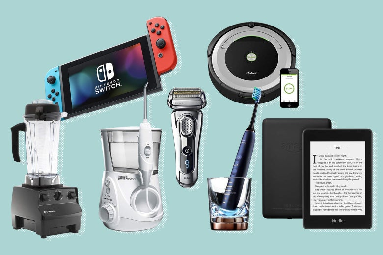 An assemblage of products previously featured in the Amazon Prime Day sale.