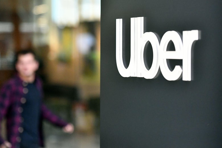 Uber reported a record-breaking loss on Thursday.