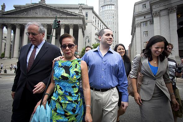 "Gilberto Valle, ""Cannibal Cop"", goes free"