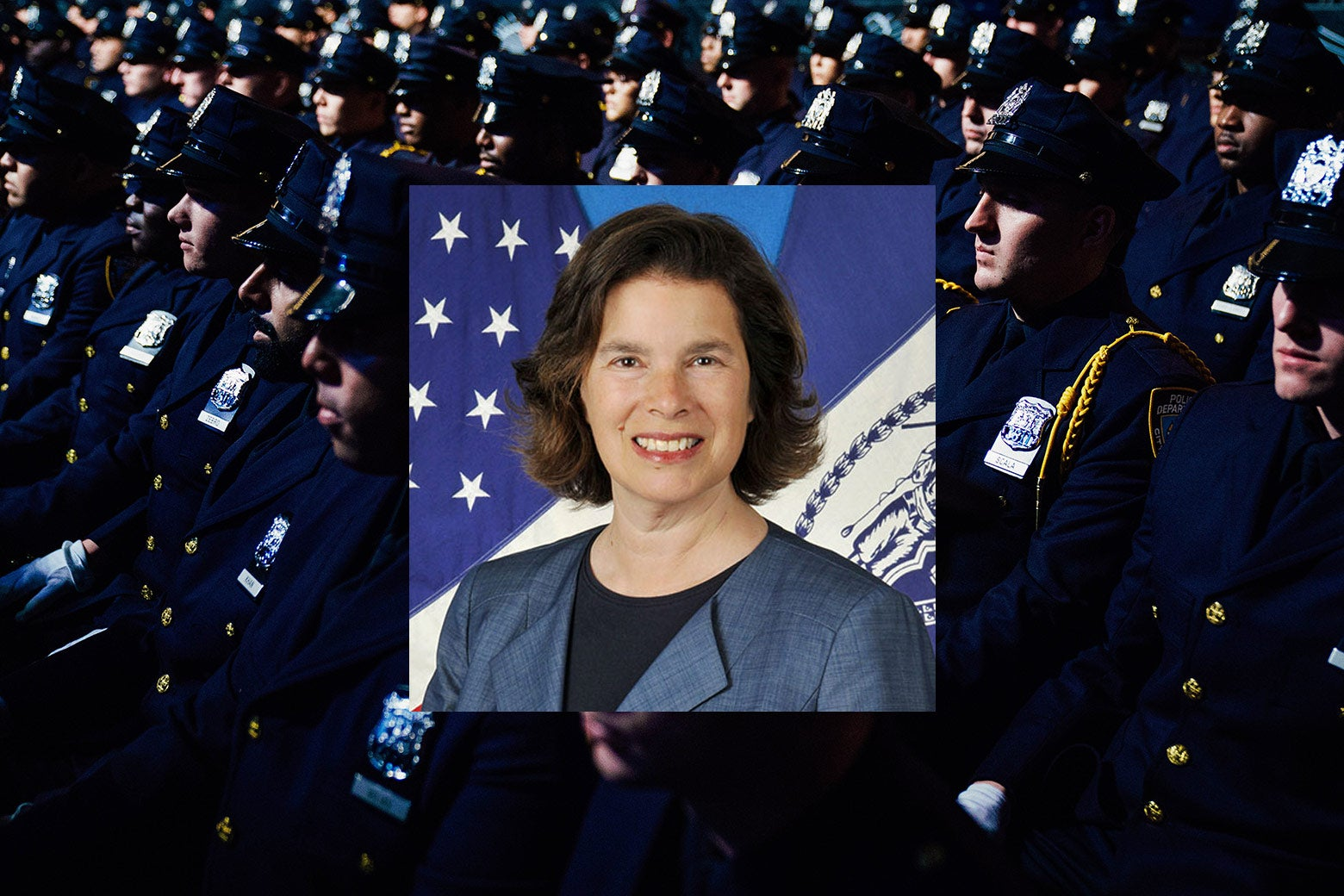 Susan Herman.