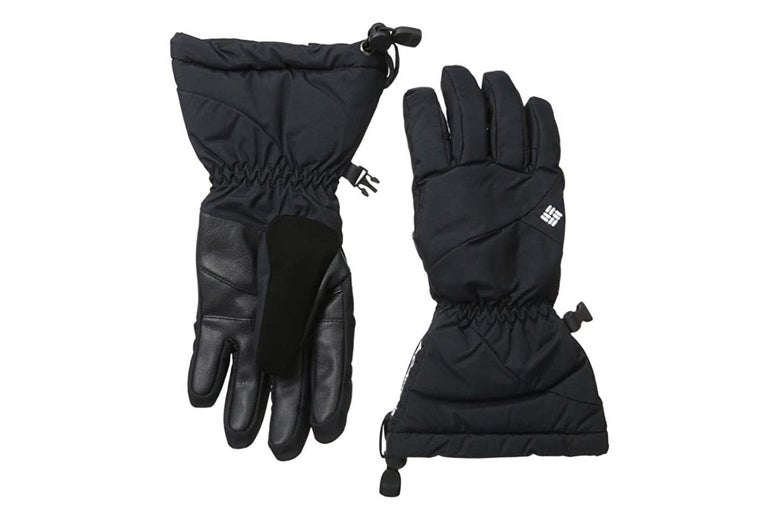 A pair of Columbia winter gloves.