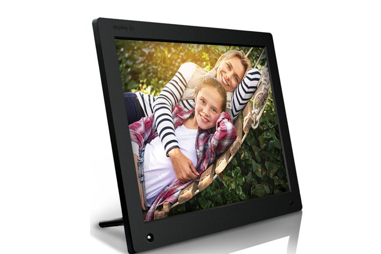 Nixplay Original 15-inch WiFi Cloud Digital Photo Frame