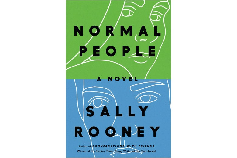 Normal People book cover.