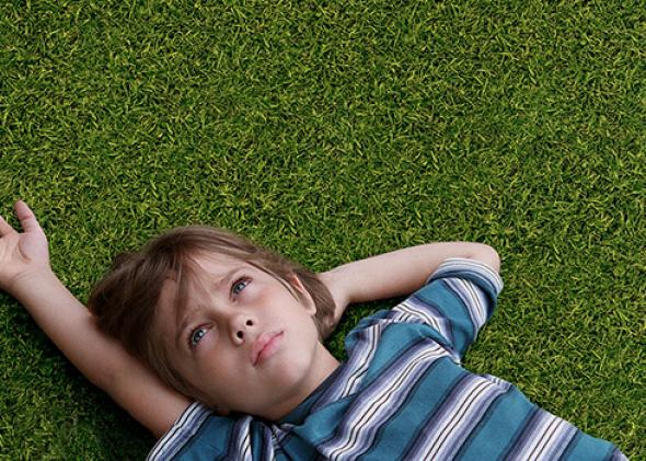 Richard Linklater's Boyhood.
