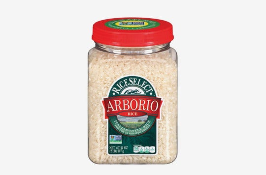 RiceSelect Arborio Rice.