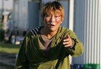 Song Kang-ho in The Host.