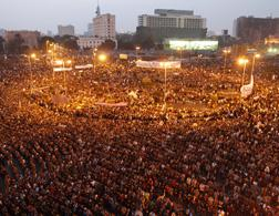 Tahrir Square. Click image to expand.