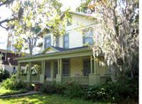 Soon we'll be living in this lovely old house in the Duck Pond neighborhood of Gainesville, Fla.         Click image to expand.