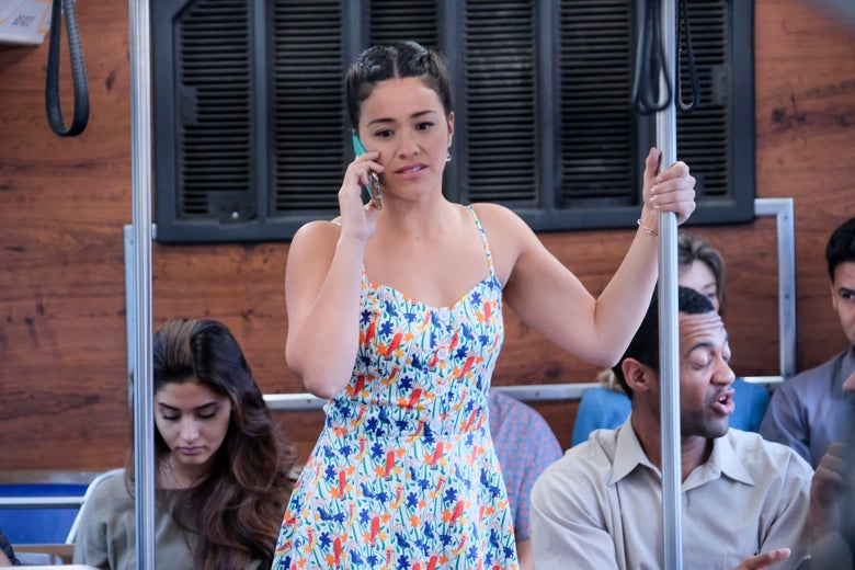 Gina Rodriguez on Jane the Virgin