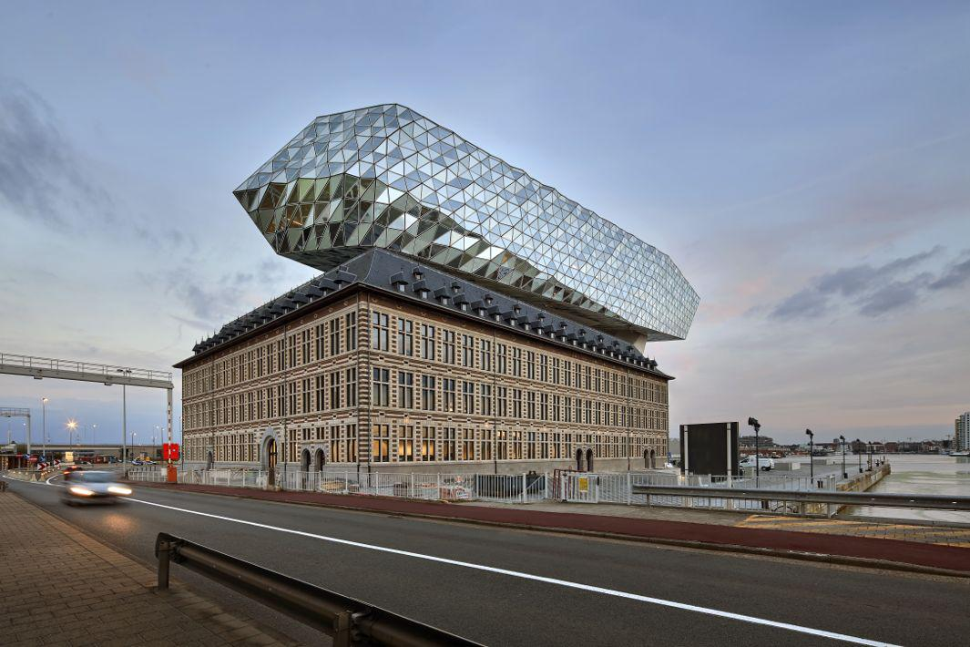 ZHA_Port House_Antwerp_∏Hufton+Crow_005