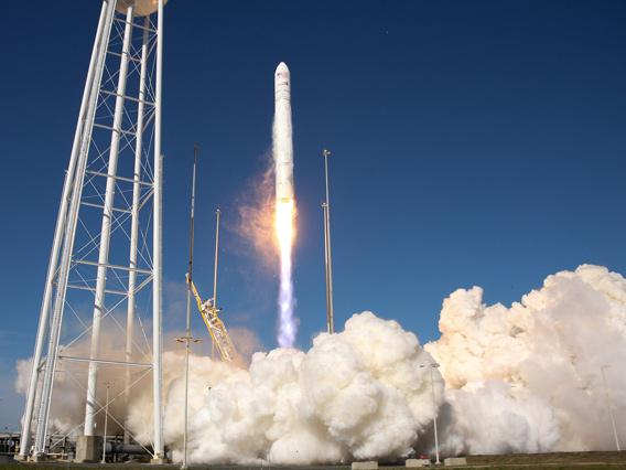 Antares launch