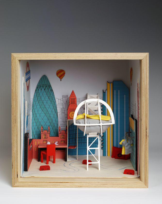 Room with a View by Nancy Edwards