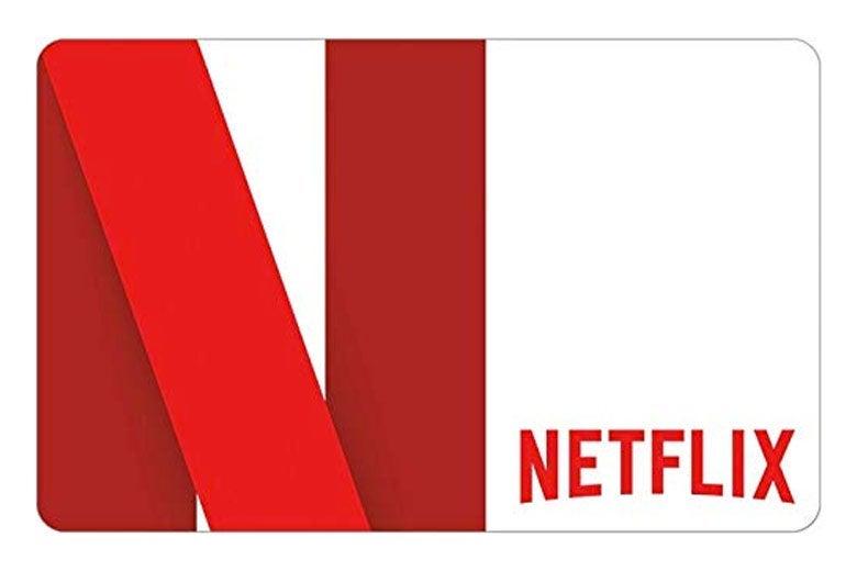 A Netflix giftcard.