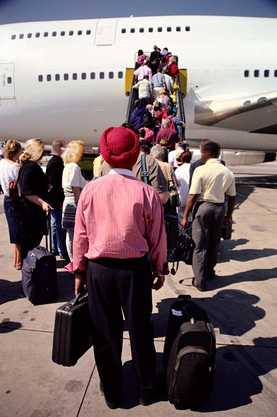Pre-boarding: Why do so many people get to board before you do?