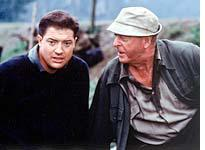 Fraser and Caine in the murk of Vietnam