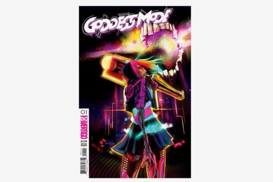Goddess Mode #1.