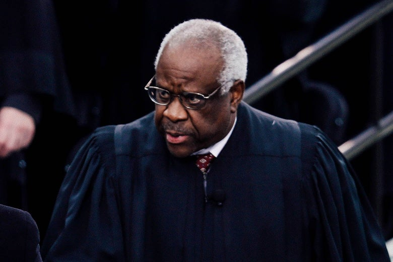 Clarence Thomas Is Actually Right About Supreme Court Precedent