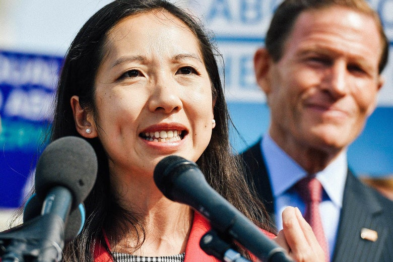 Leana Wen in Washington on May 23.