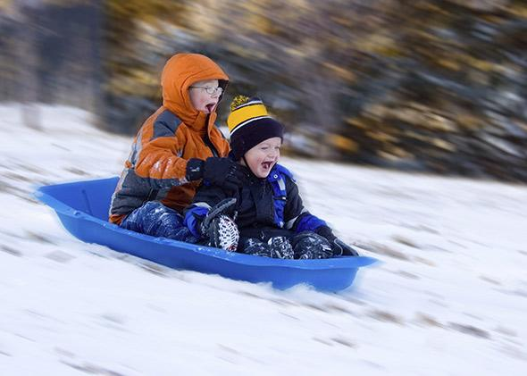 sledding bans from iowa to new jersey cities are outlawing