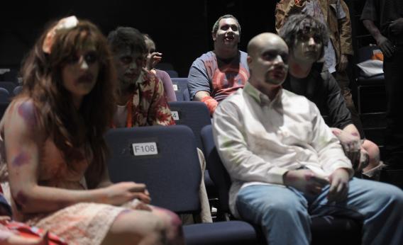 Zynga zombie swipeout
