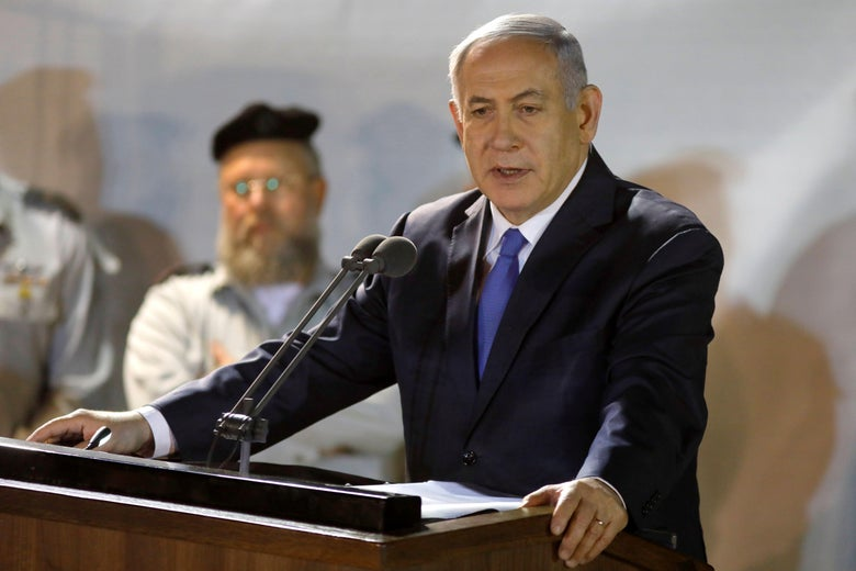 Israel's Netanyahu Vows to Annex West Bank Settlements if Re-Elected Tuesday