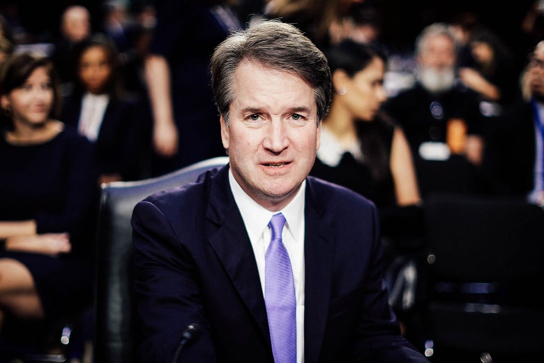I Wrote Some of the Stolen Memos That Brett Kavanaugh Lied to the Senate About