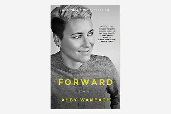 """Forward"" by Abby Wambach"