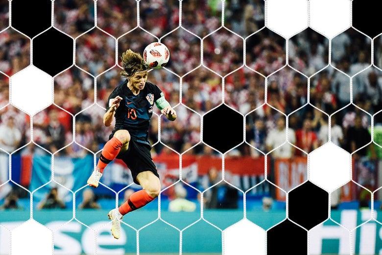 79c7b918c Croatia meets France in the 2018 World Cup final  Will Luka Modric ...