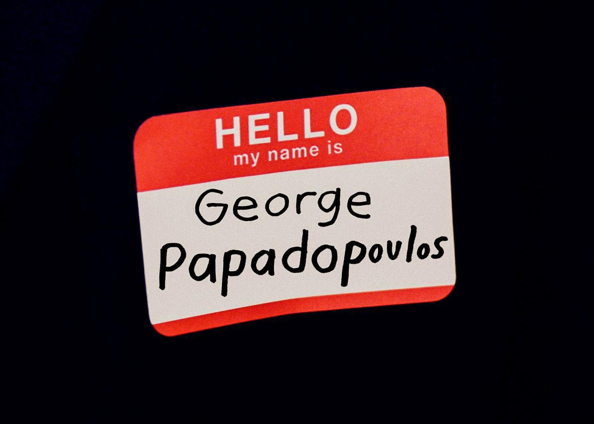 The other George Papadopoulos