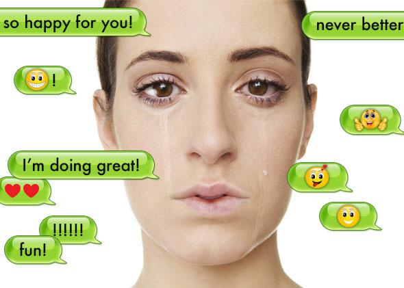 Social media and the law: If you're claiming emotional