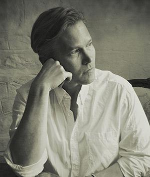 Author Mark Wunderlich