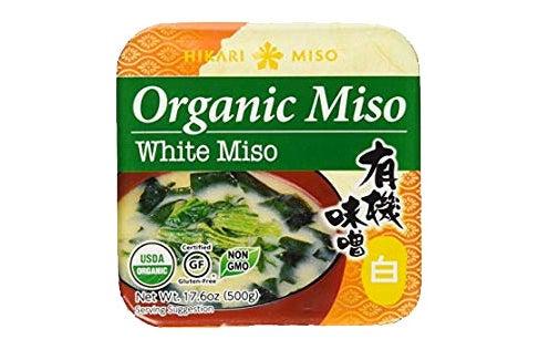 White miso.