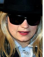"""JT LeRoy"" as ""he"" appeared in public. Click on image to expand."